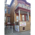 2 family + commercial space in Jersey City Heights